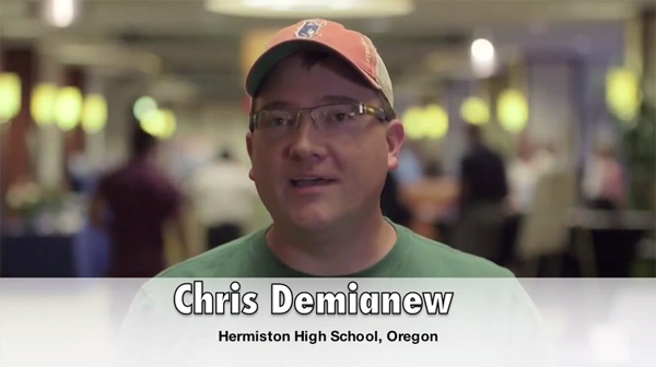 Chris Demianew - Hermiston High School