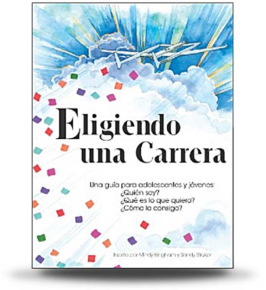 Book Cover - Eligiendo una Carrera: Career Choices' Spanish Translation