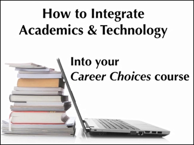 Integrating Academics and Technology